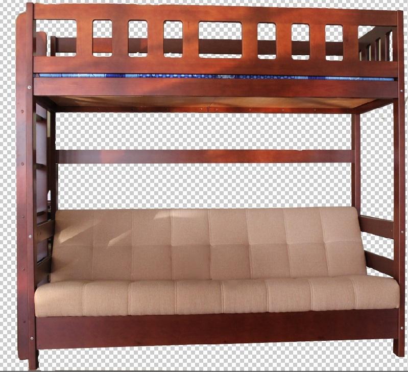 Кровать чердак с диваном фото
